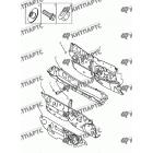 Панель моторного отсека